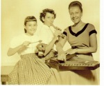 Shai, Faith, Charity 1950s